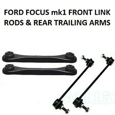 FOCUS mk1 FRONT Anti-roll Bar Stabiliser Drop Link Rods Sway Bar & REAR Arms