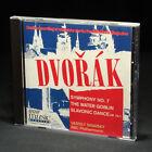Antonin Dvorak - Symphony No.7 - BBC Philharmonic Orchestra - music cd album