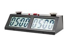 ZMart Pro Digital Chess Clock - Black