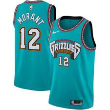 Memphis Grizzlies Nike Basketball Youth Kids City Jersey - Ja Morant 12 - New