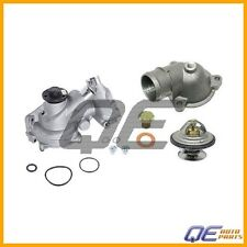 Mercedes E320 W202 C280 W210 Water Pump with Oil Cooler and Thermostat KIT