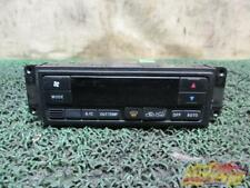 [298S] JDM:SUBARU:FORESTER:SF5 Later Model:OEM AC CLIMATE CONTROL PANEL