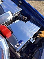 Para Subaru Impreza Sti, Wrx, Pulido cubierta de batería,, Motor De Subaru Estilo cubierta.