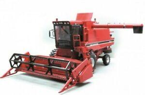 REP113 - Combine Harvester IH Axial Flow 1640