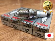 4PC' NGK Laser Iridium Spark Plugs IFR6J11 (7658) Suzuki Grand Vitara XL 7 2 7L