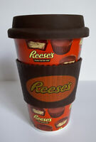 Reese's Peanut Butter Novelty Ceramic Travel Coffee Candy Mug