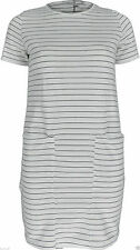 Unbranded Stripes Casual Shirt Dresses
