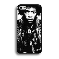 Guitar Singer Jimi Hendrix IPhone 5 5S 6 6S 6Plus 6SPlus 7 7Plus 8 8plus Case