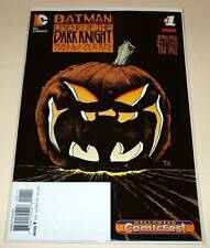 BATMAN : LEGENDS OF THE DARK KNIGHT # 1 HALLOWEEN SPECIAL PROMO COMIC (2014) NM