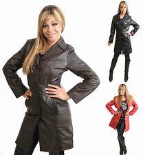 Zip Trench Coat Petite for Women