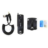 JJC Wireless Remote Control for Nikon D850 D810 D800 D700 D500 D300s D300 D200