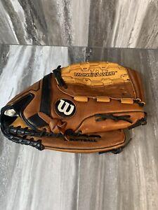 Wilson Softball mitt A800 13.5
