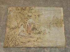 Vintage French Beautiful Scene Tapestry 100x74cm (A1074)
