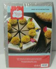 Stampin Up Sweet as Pie Paper Pumpkin Thanksgiving Box Kit REFILL