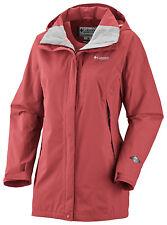 Columbia Damen Funktions Outdoorjacke Jacke wasserdicht rosa Gr. M 38/40 NEU