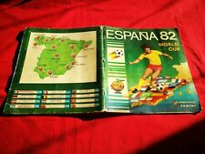 Panini ESPANA 82 COMPLET SPAIN WORLD CUP