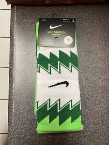 Nike Stadium Nigeria Knee High Soccer Socks