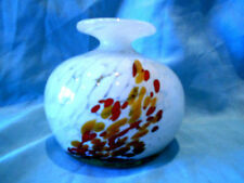 Ornament Hand Blown Vintage Original Art Glass