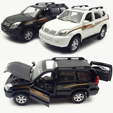 1:32 Licensed Toyota Prado Diecast SUV Model Collection Decor Car Kids Toy