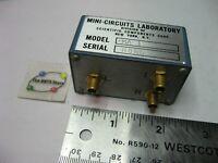 MA-1 Mini-Circuits Microwave Double Balanced Mixer SMA - USED Qty 1