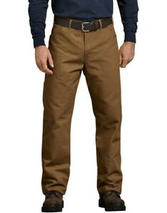 Dickies Relaxed Fit Straight Leg Carpenter Duck Jeans Men's Size 33 X 30 NWT