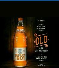 IRN BRU 1901 OLD RECIPE. BRAND NEW.
