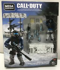 Mega Construx Call Of Duty COD Sniper Weapon Crate Collector Set FWP33