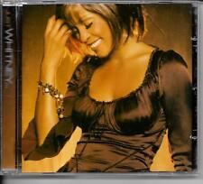 CD ALBUM 13 TITRES--WHITNEY HOUSTON--JUST WHITNEY--2002