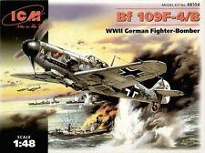 ICM 1/48 Messerschmitt Bf109 F-4/B # 48104