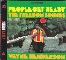 WAYNE HENDERSON the freedom sounds - people get ready CD