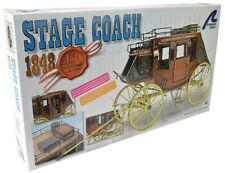 Artesania Latina 1848 Wood Stage Coach 1:10 Wooden Model Kit 20340
