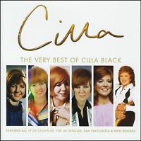 CILLA BLACK Cilla The Very Best Of CD BRAND NEW