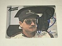 Dale Earnhardt 1994 ACTION PACKED NASCAR WINSTON CUP CHEVY #3 autographed card