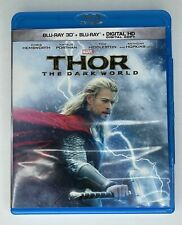 Thor: The Dark World (3D Blu-ray Disc, 2014) 3D disc only, no Digital