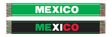 MEXICO SCARF WORLD CUP 2018 MADE IN THE UK 100% ACRYLIC