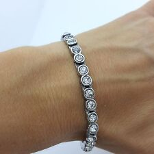 LADIE'S ELEGANT  BIO MAGNETIC BRACELET 4 in 1 WITH  ZIRCON STONES MZ3