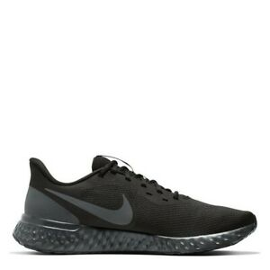 Nike Revolution 5 Black Genuine Trainers Casual Shoes UK stock Mens