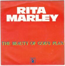 45 TOURS SP RITA MARLEY THE BEAUTY OF GOD'S PLAN CARRERE 1980