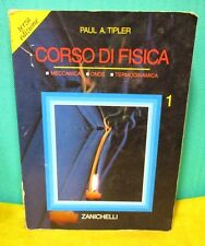 Tipler CORSO DI FISICA 1 Meccanica Onde Termodinamica - Zanichelli 1995 terza ed