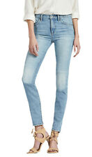 Lucky Brand Womens Blue Wash High Rise Bridgette Skinny Jeans 6 / 28W 6328-2