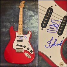GFA Chuck Negron & Sneed * THREE DOG NIGHT * Signed Electric Guitar AD1 COA