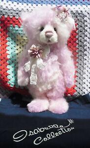 Charlie Bears LILLIBET 2021 Ltd Ed Mohair/Alpaca