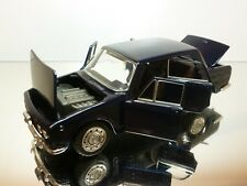 TOGI 8/72 ALFA ROMEO 2000 BERLINA - 4drs open - BLUE 1:23 RARE - VERY GOOD COND