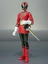 Bandai SHFiguarts Shinken Red Kaoru Shiba 4543112704016 Samurai Sentai