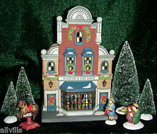 Scottie'S Toy Shop #58871 Dept 56 Christmas in the City Exclusive Gift set 10