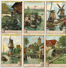 Chromos Liegig. S 826 (1905) . Mills. Mills. Fleisch. Extract.