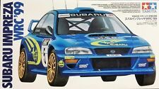 TAMIYA SUBARU IMPREZA WRC '99 - KIT MONTAGGIO 1/24 - ITEM 24218