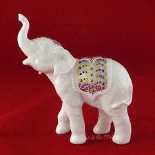 Lenox China Jewels ELEPHANT Palace Parade 1994 1st Quality Some Use w/ Nativity