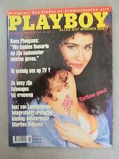 PLAYBOY (NL)   9 - 1993   MARLIES DEKKERS