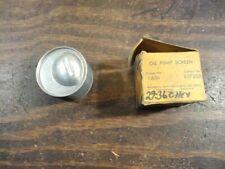 NOS GM 1929 - 36 Chevy Oil Pump Screen 837203 30 31 32 33 34 35  S730